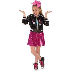jojo Costumes - Jojo Siwa Skirt Pink Shiny Dress-up Dance Costume b64e48eea